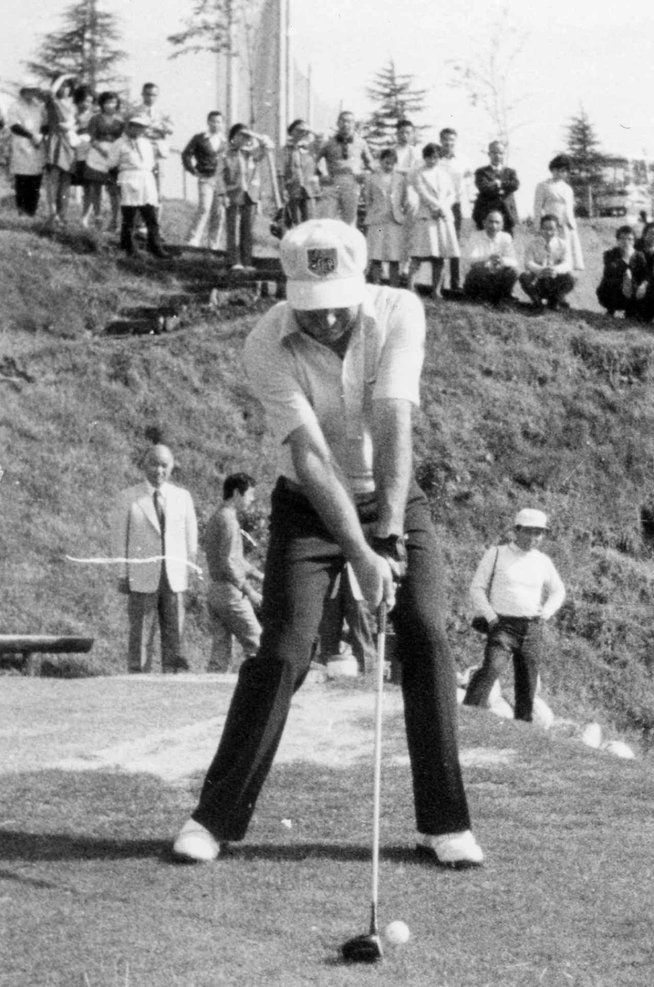 画像1: 【南アのゴルフ遺伝子Vol.2】ゲーリー・プレーヤーに学ぶこと