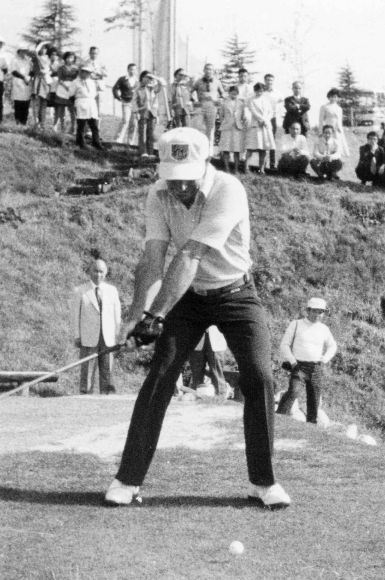 画像2: 【南アのゴルフ遺伝子Vol.2】ゲーリー・プレーヤーに学ぶこと
