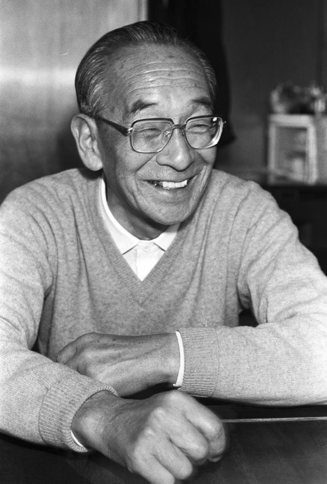 画像: 福井康雄プロ 1914-1991年 30万人余りのアマチュアを指導し、亡くなった今も高い支持を得ている
