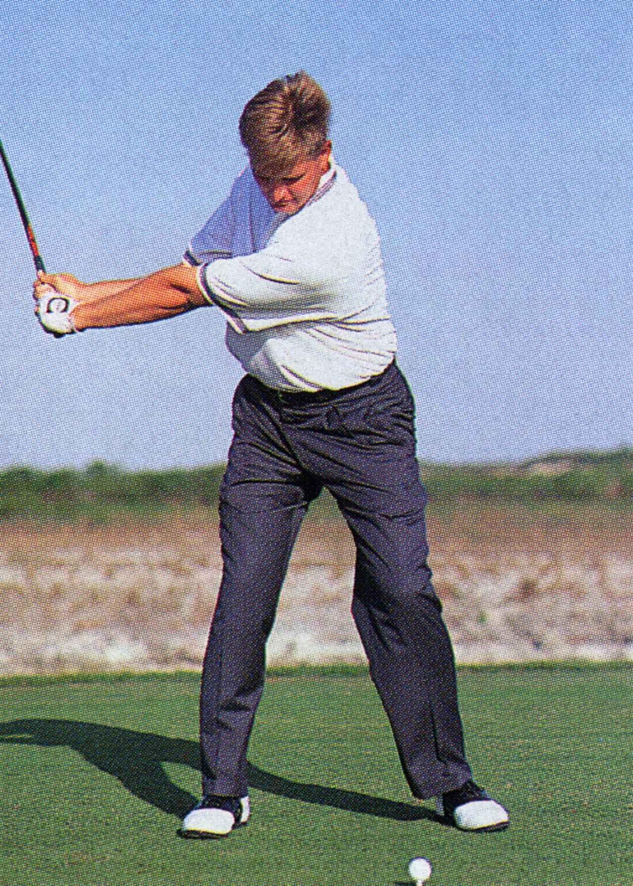 画像3: 【南アのゴルフ遺伝子Vol.4】アーニー・エルスが目指したもの