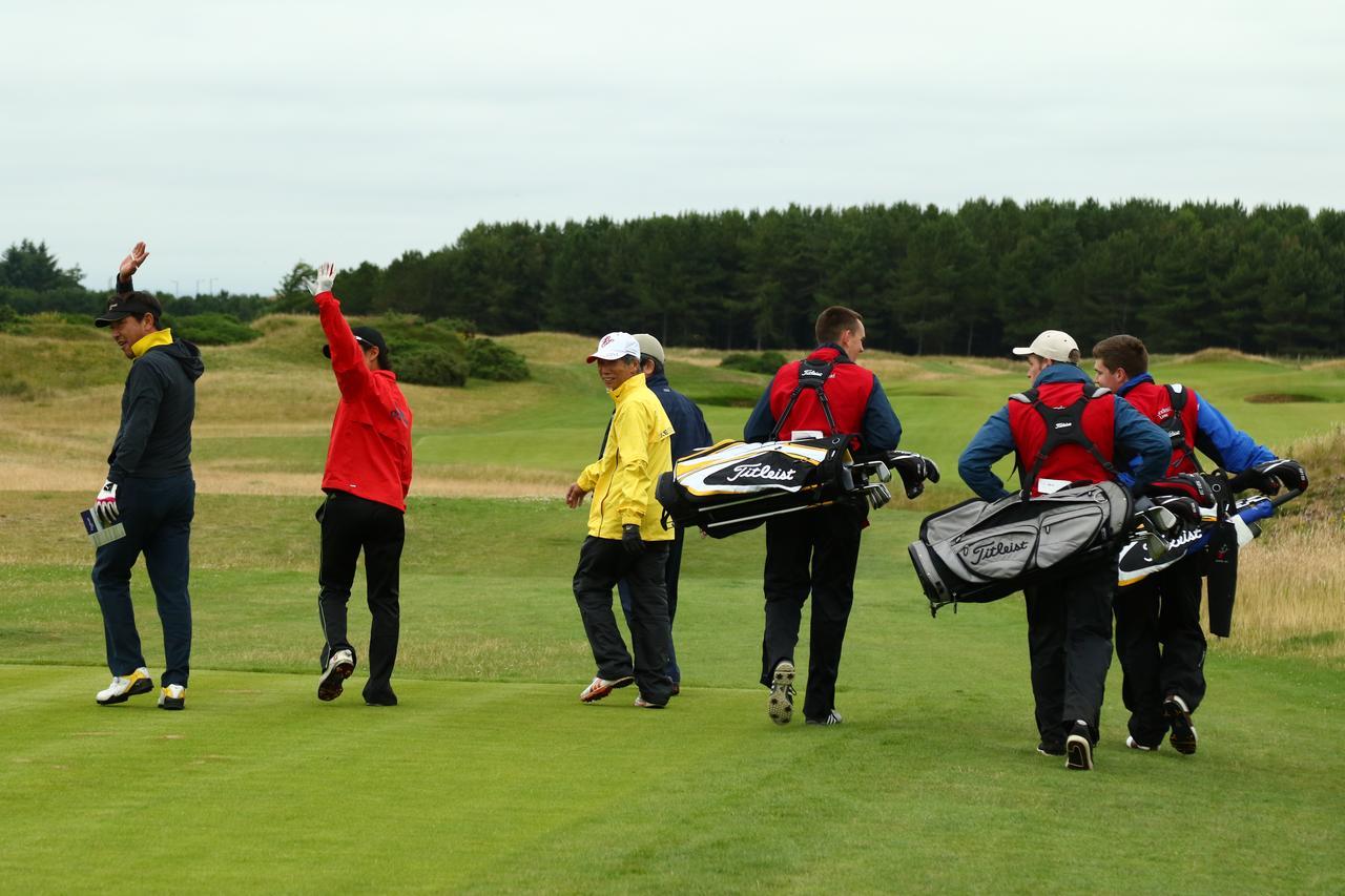 画像3: リンクスでのゴルフで全英オープン気分