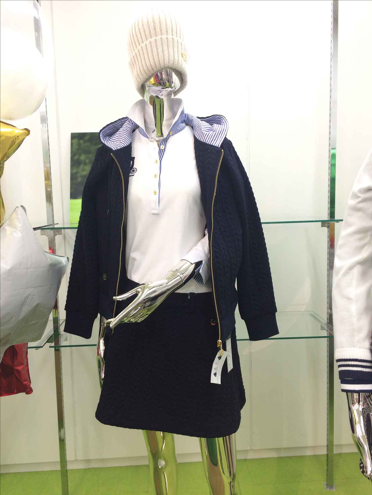 画像: 青木瀬令奈プロに着てほしいコーディネート