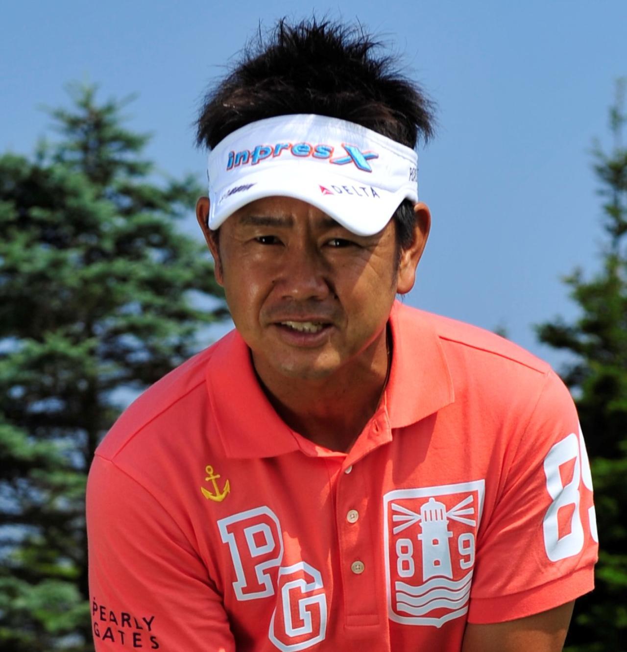画像: 藤田寛之プロ ゴルフ界随一のアプローチ名人