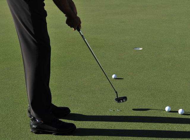 画像: 1スリーブにボールが3個入っているという理由以外に、ボール3個でパット練習する理由がありますか?