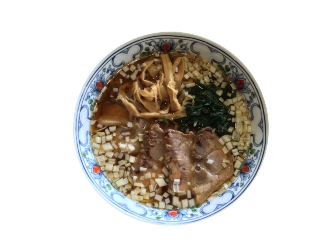 画像: 特製チャーシュー麺