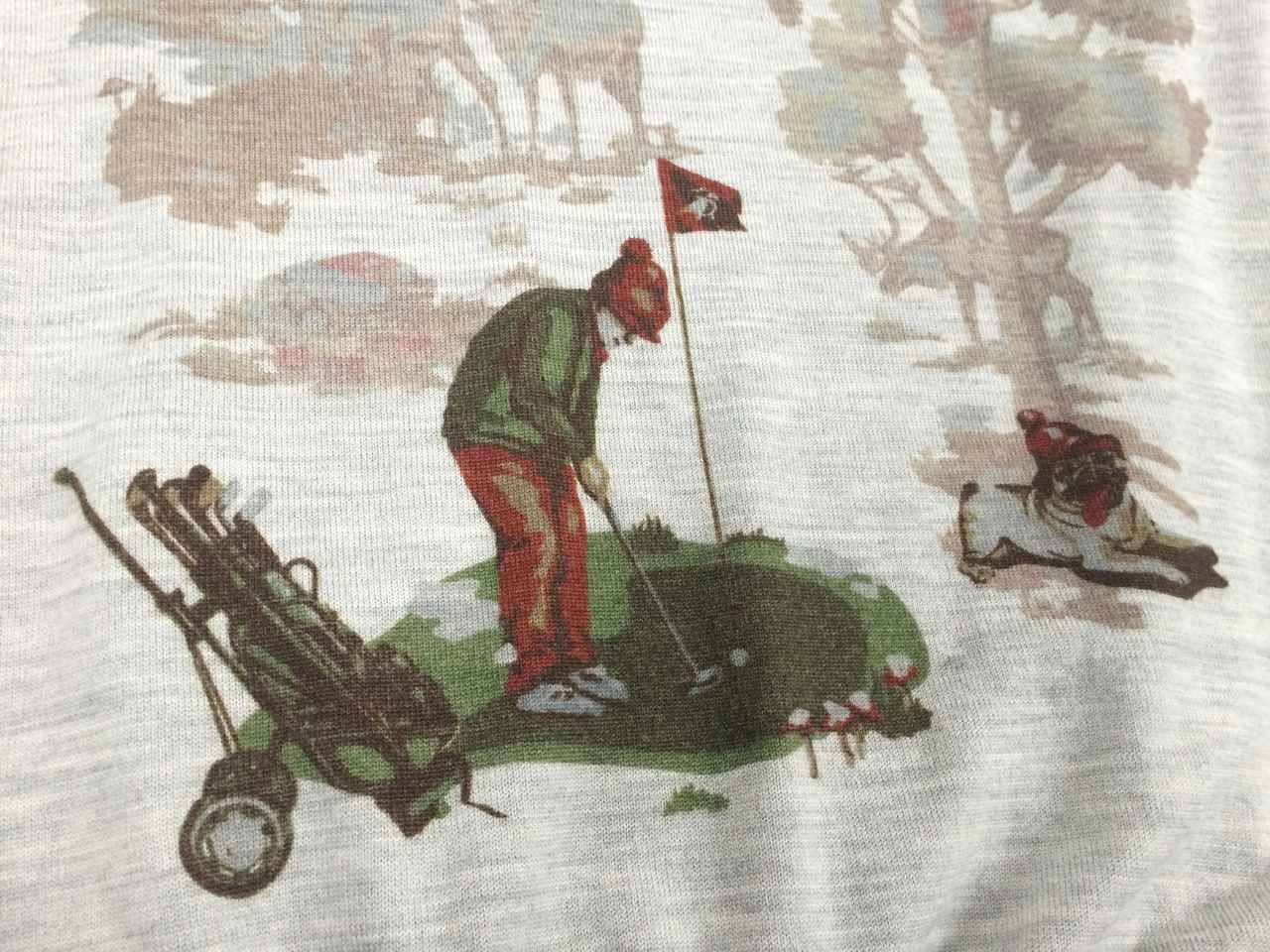 画像1: ゴルフ場で主役になれる!こんな1枚いかがですか?