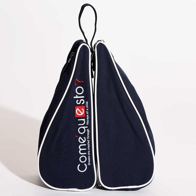 画像: NEW!コメクエスト シューズケース|ゴルフダイジェスト公式通販サイト「ゴルフポケット」
