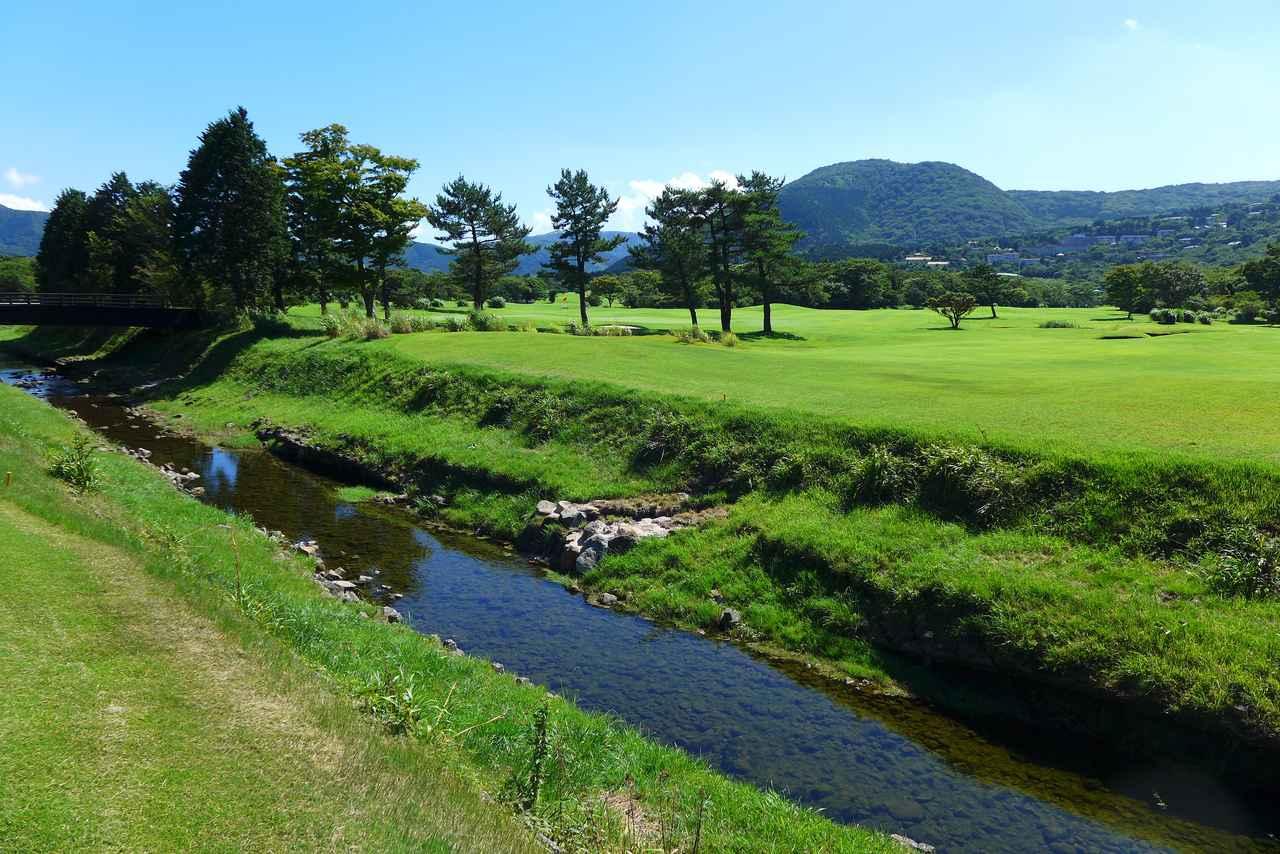画像3: 【目指せゴルフの雑学王】仙石原に開けた別天地「箱根カントリー倶楽部」