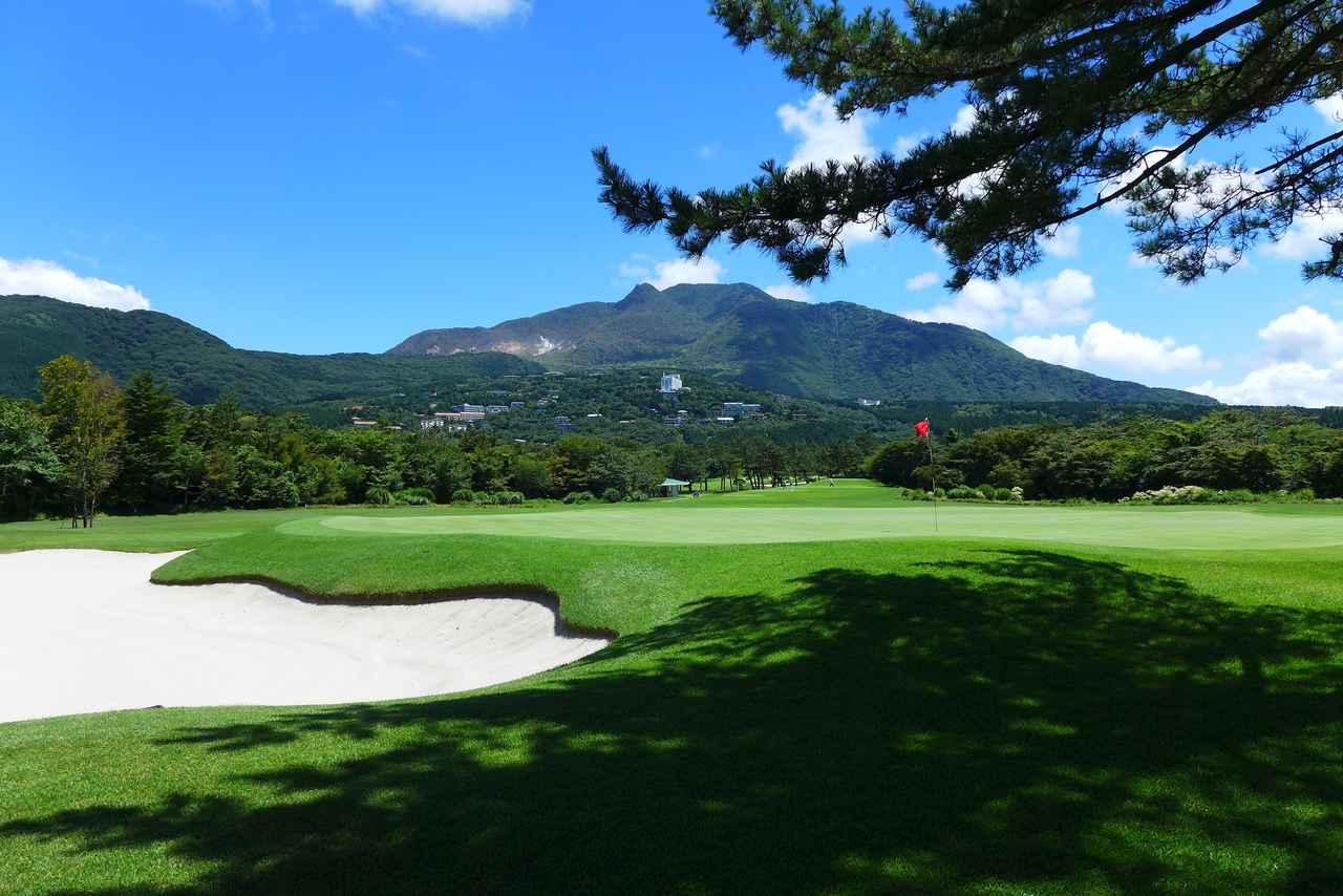 画像2: 【目指せゴルフの雑学王】仙石原に開けた別天地「箱根カントリー倶楽部」