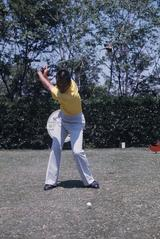 画像3: 【ゴルファーのための超呼吸法】③ 息を止めて打つと 体がガッチガチに