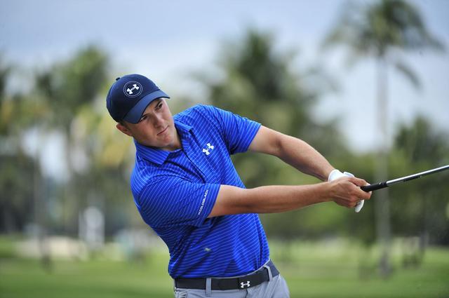 画像: 「PGAの主役」を小平智がスウィング解説「スピースは頭からヘッドまで一直線」 - みんなのゴルフダイジェスト
