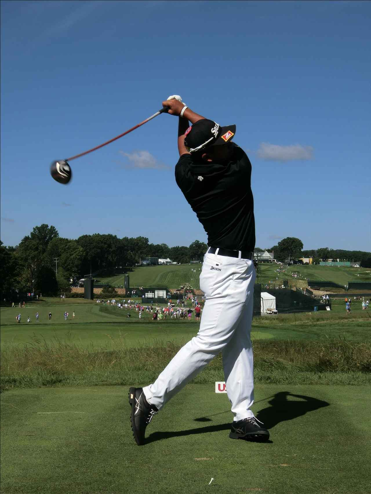 画像10: PGAの主役を小平智がスウィング解説「松山英樹のトップがイチ押し」