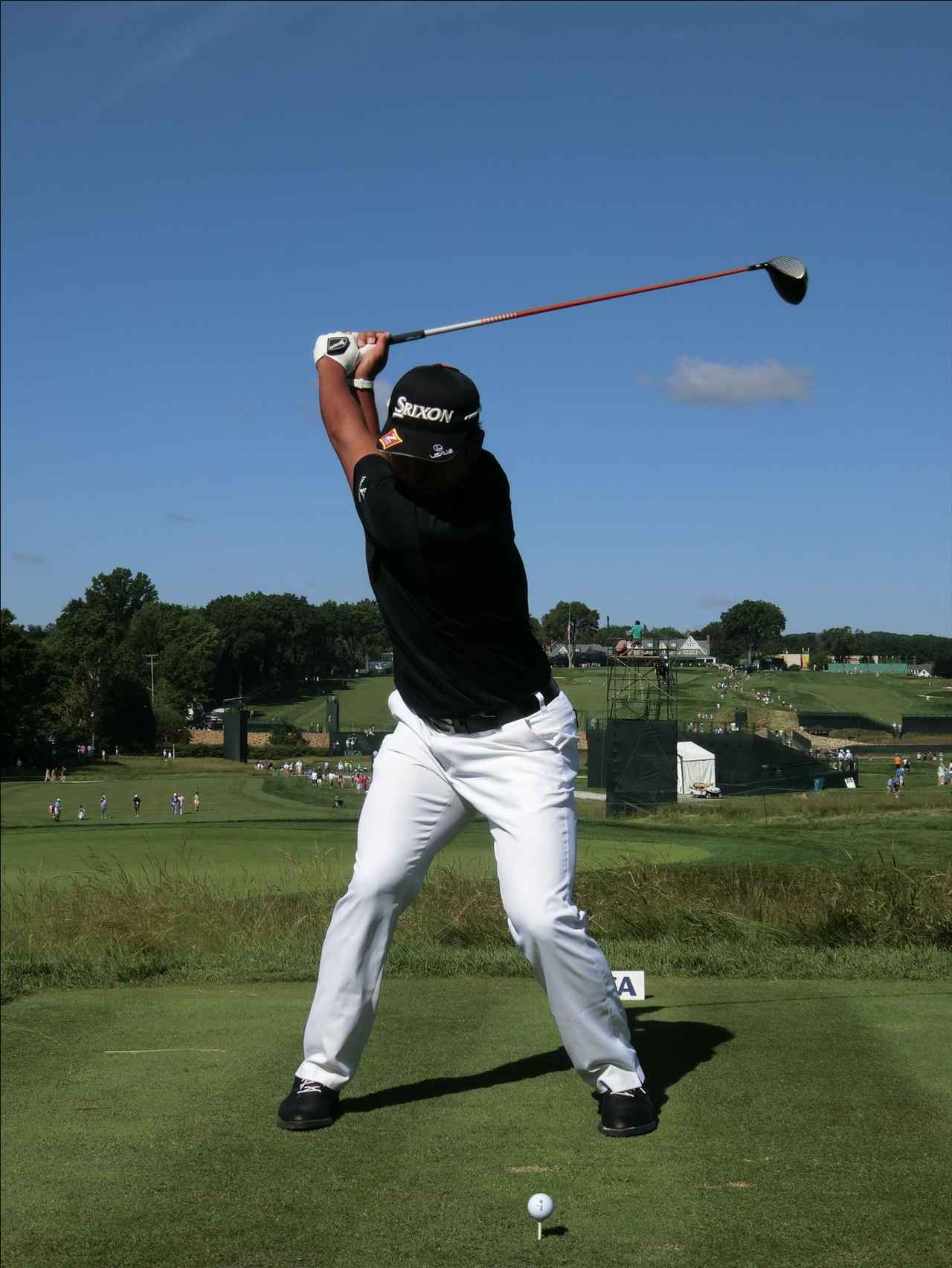 画像5: PGAの主役を小平智がスウィング解説「松山英樹のトップがイチ押し」