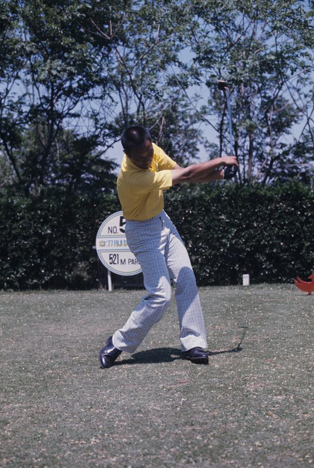 画像6: 【ゴルファーのための超呼吸法】③ 息を止めて打つと 体がガッチガチに