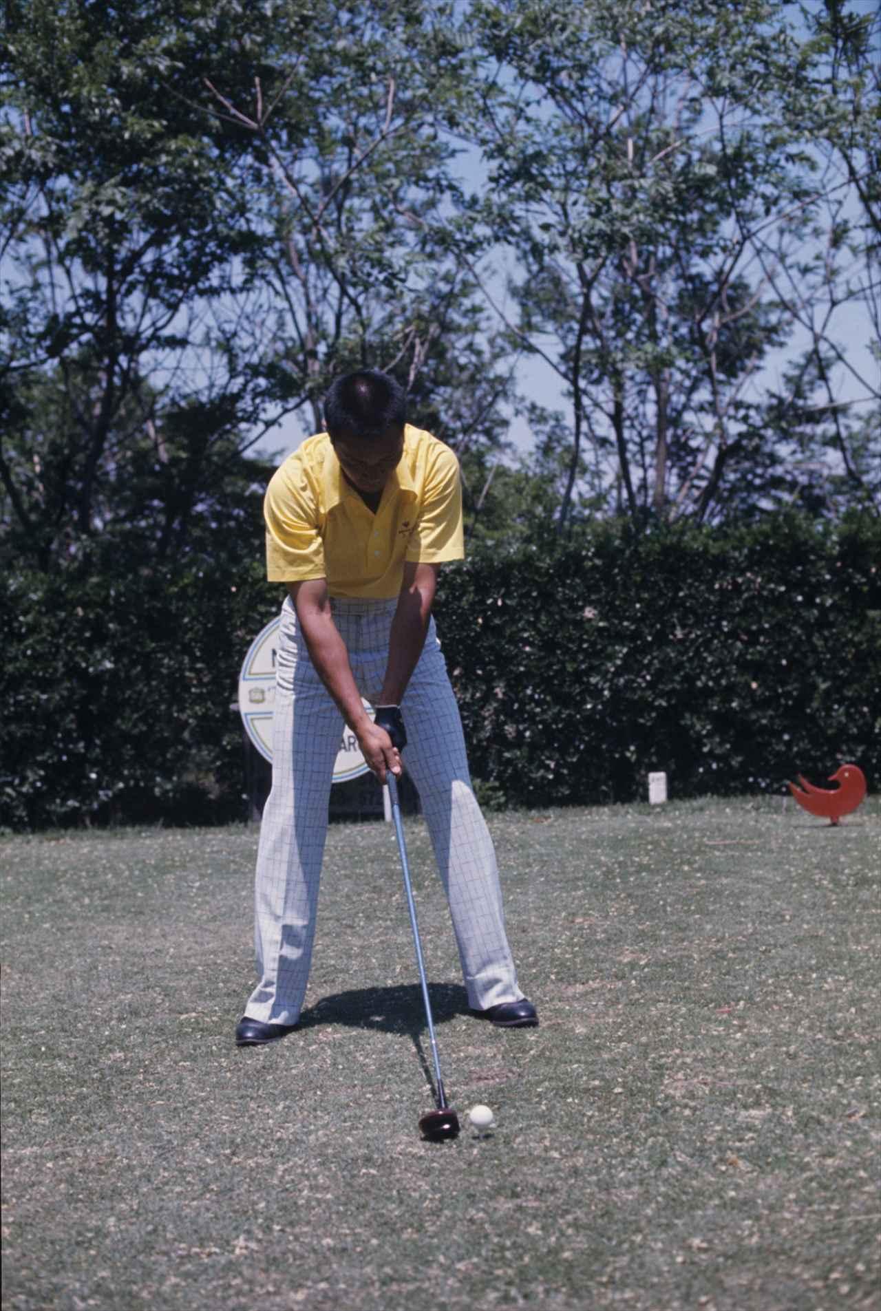 画像2: 【ゴルファーのための超呼吸法】③ 息を止めて打つと 体がガッチガチに