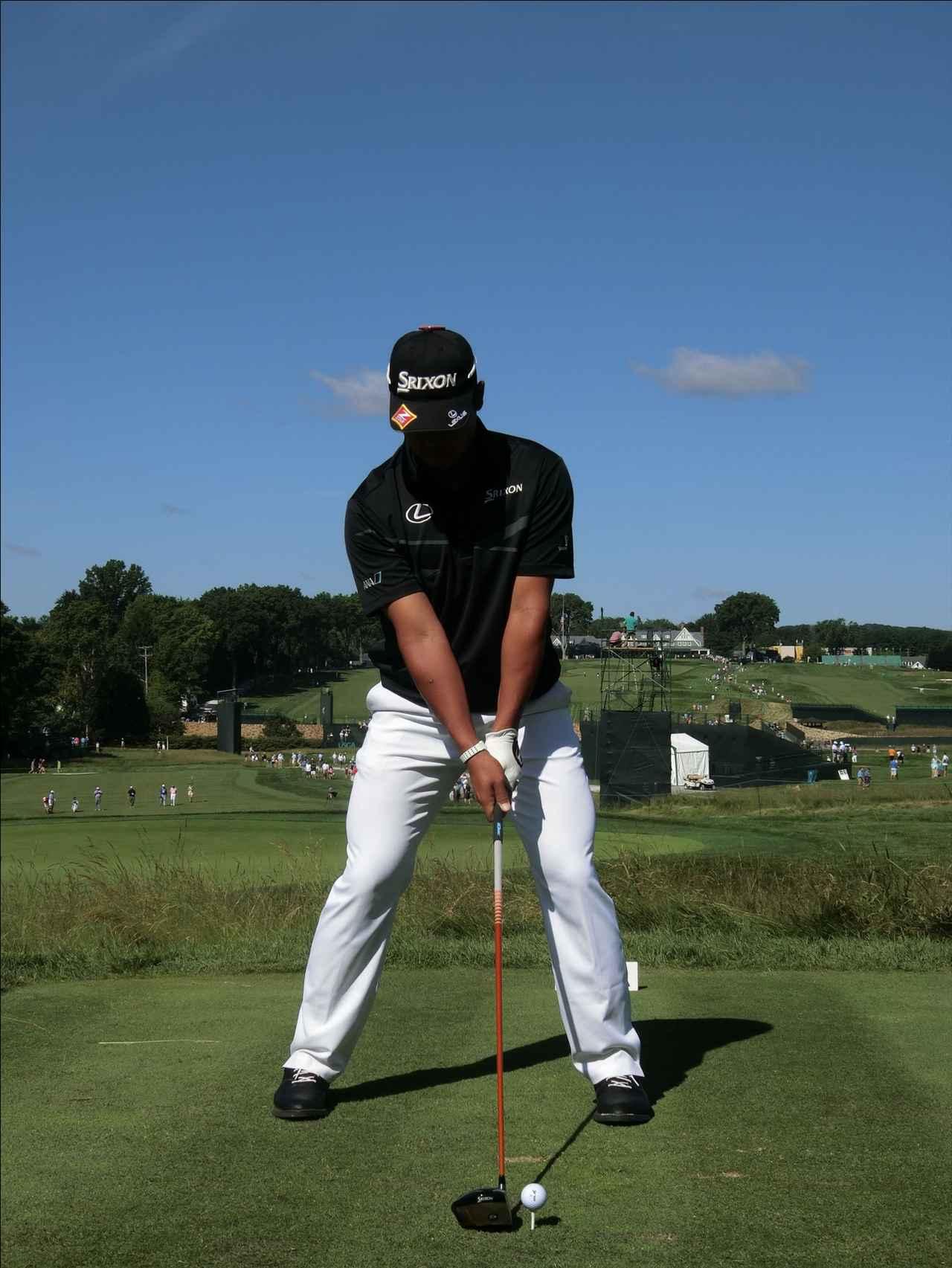 画像1: PGAの主役を小平智がスウィング解説「松山英樹のトップがイチ押し」
