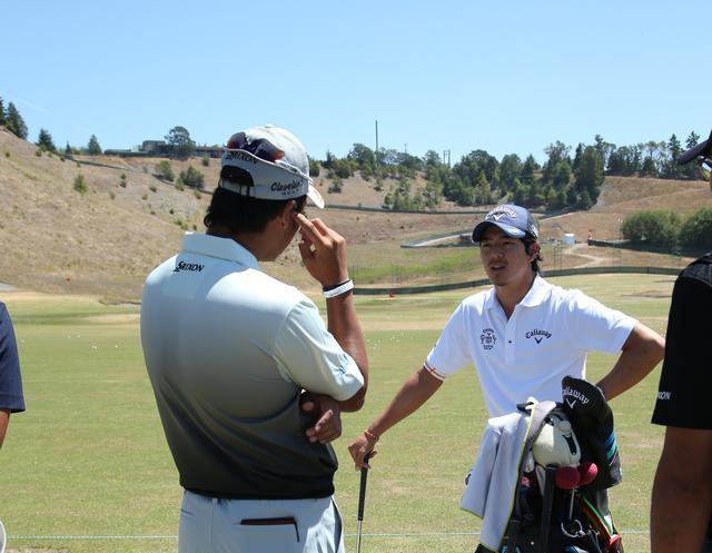 画像: W杯日本代表!松山・石川ペアの相性やいかに… - みんなのゴルフダイジェスト