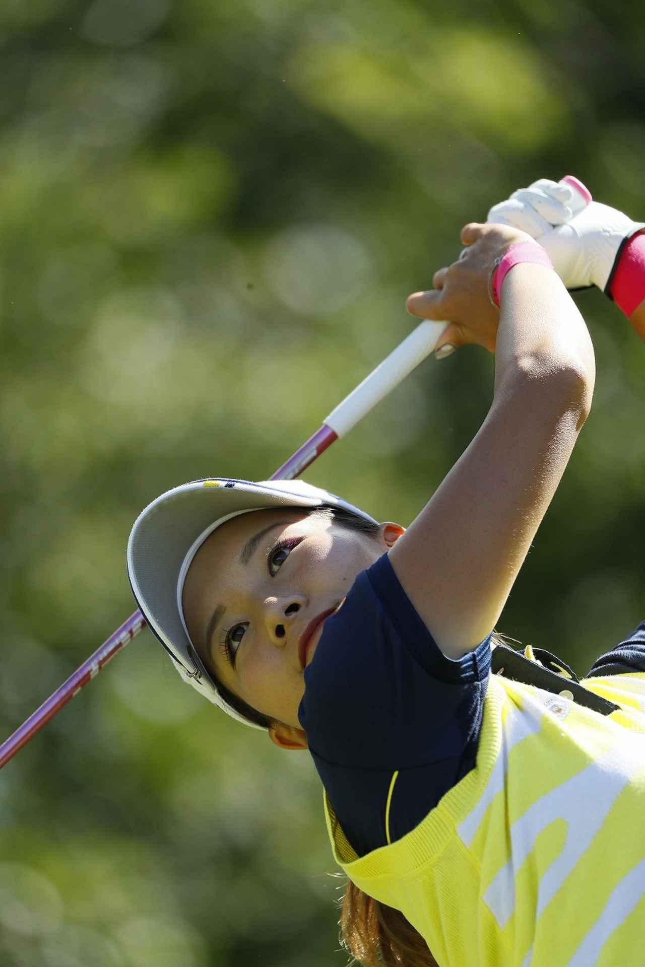 画像1: 先週の光里ちゃんまとめ@日本女子プロゴルフ選手権