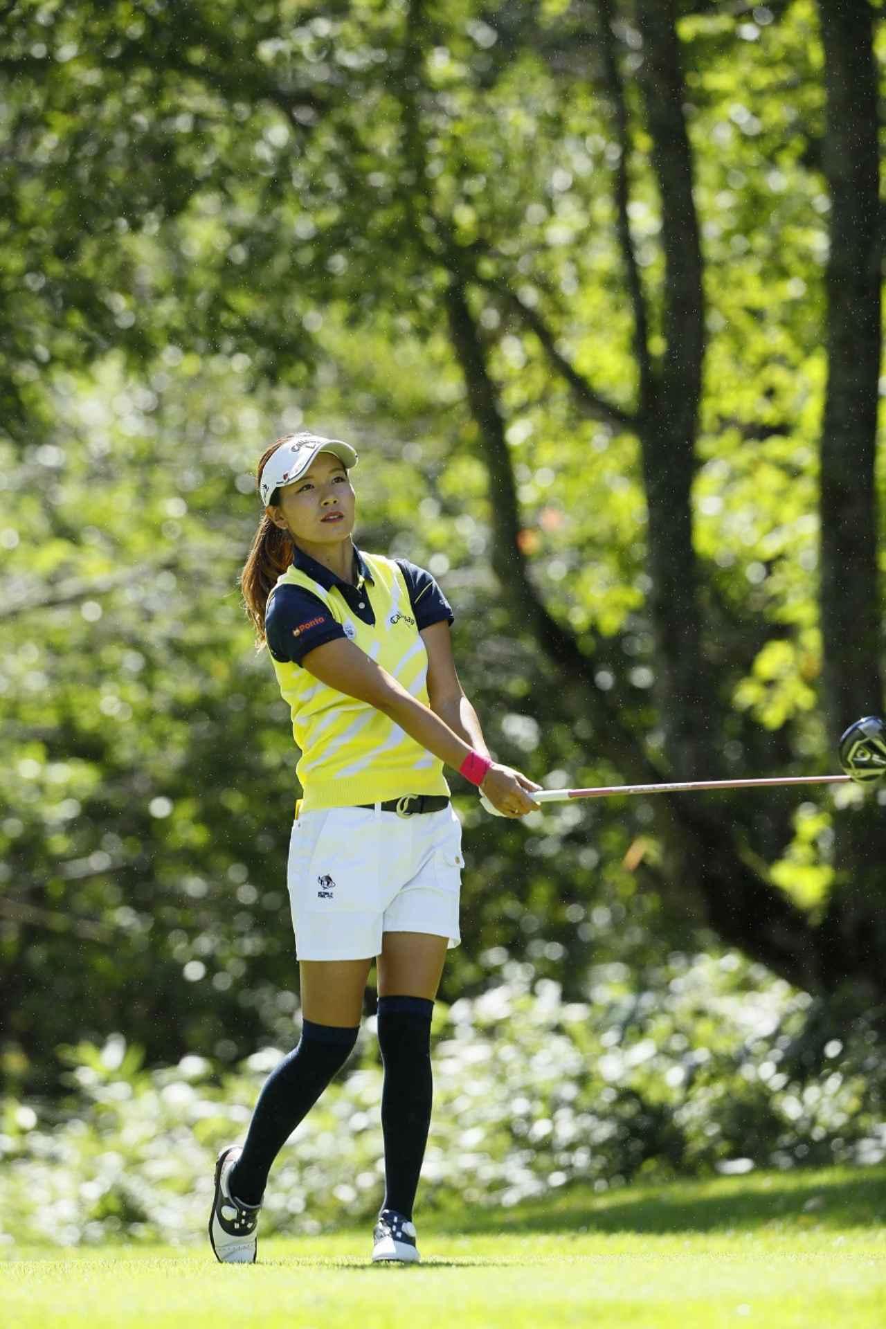 画像4: 先週の光里ちゃんまとめ@日本女子プロゴルフ選手権