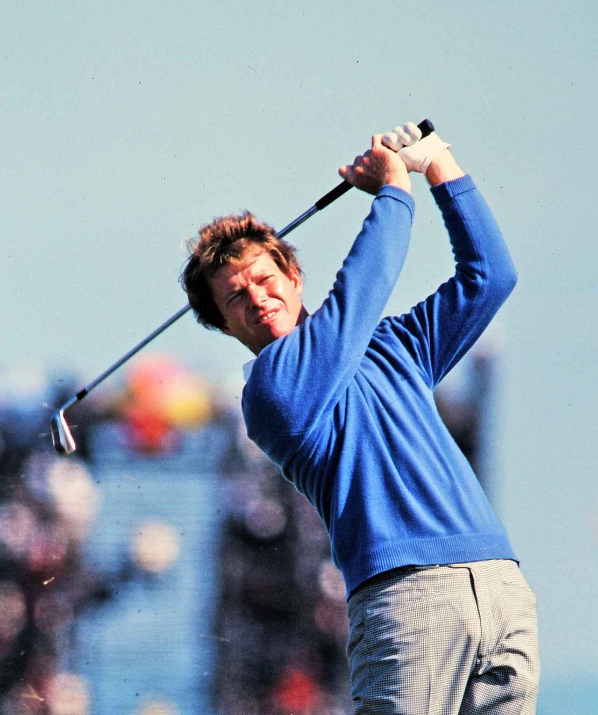 画像: 82年全英オープン トム・ワトソン