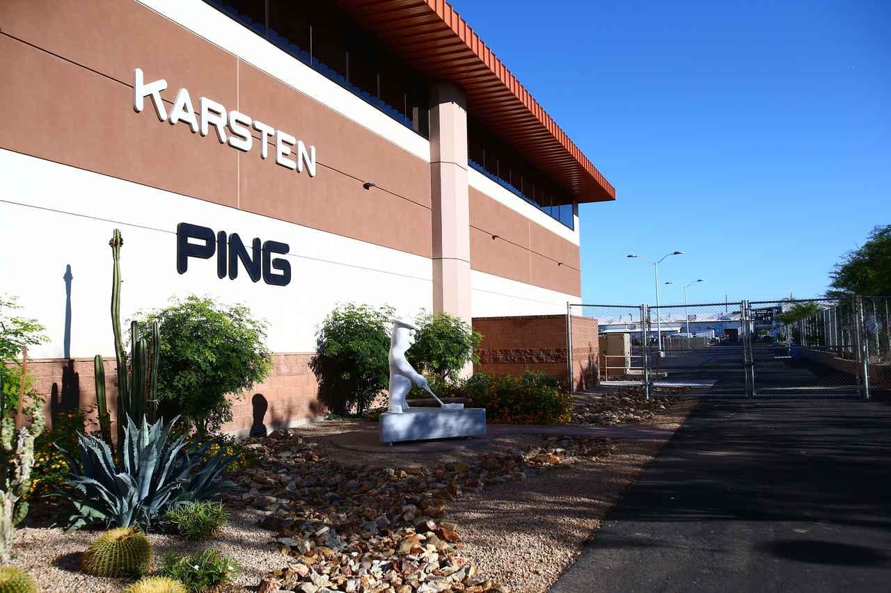 画像: PINGの本社。開発、設計、アイテムによっては生産や組み立てまでここで行っている