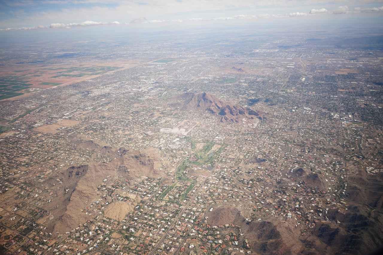 画像: 砂漠と岩山の地、アリゾナ州フェニックス。カーステンが拠点を置いて以来、PINGの本社はここにある