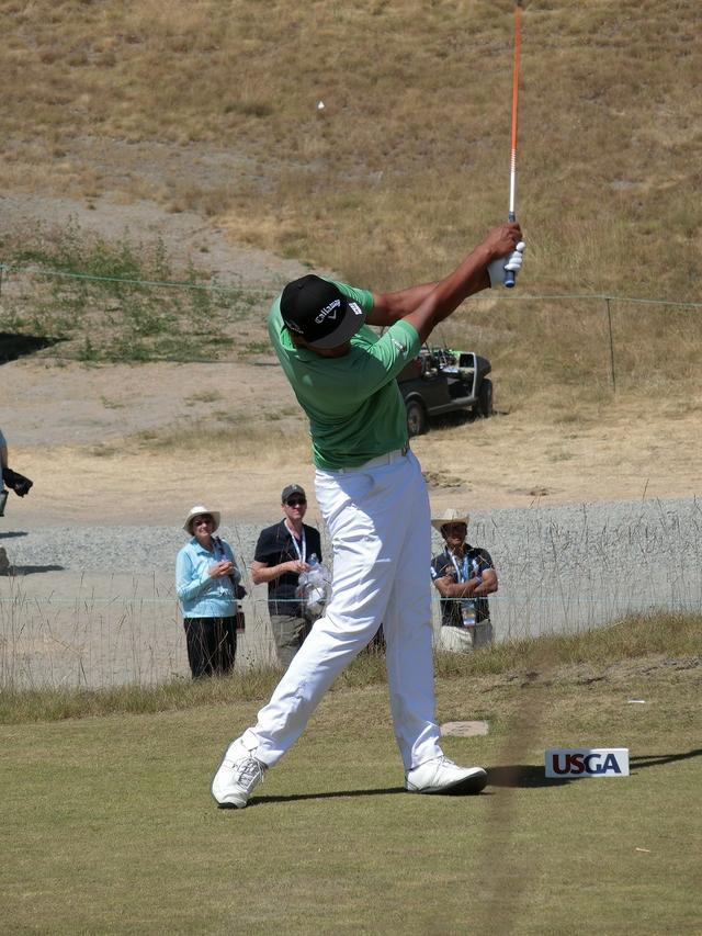 画像11: PGAの飛ばし屋!トニー・フィナウのスウィングを解説