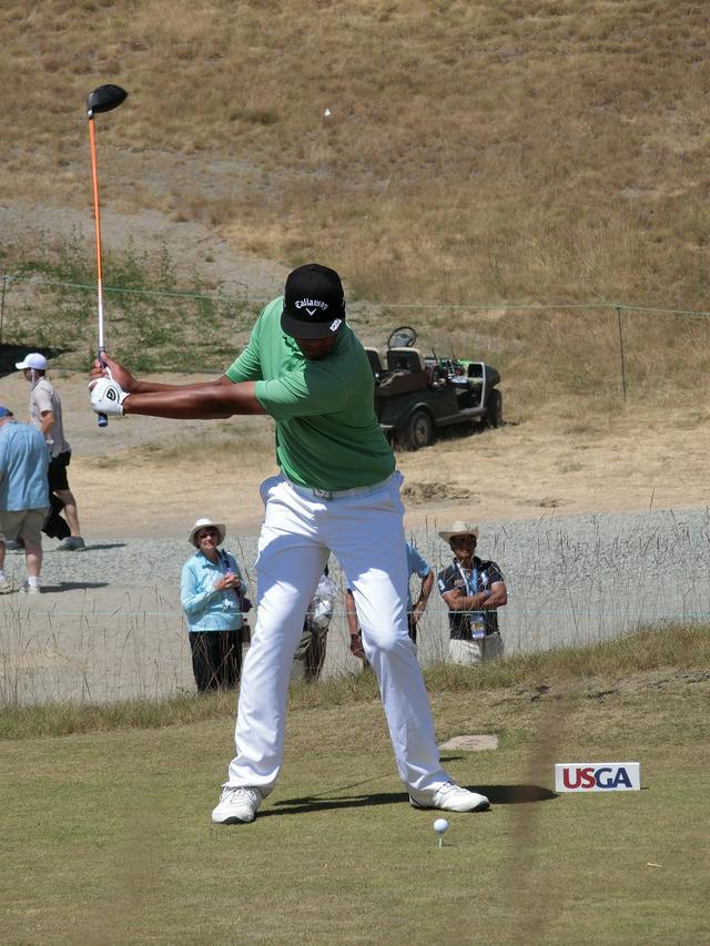 画像5: PGAの飛ばし屋!トニー・フィナウのスウィングを解説