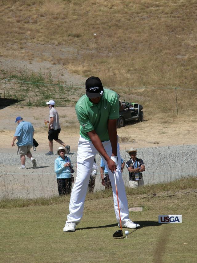 画像2: PGAの飛ばし屋!トニー・フィナウのスウィングを解説
