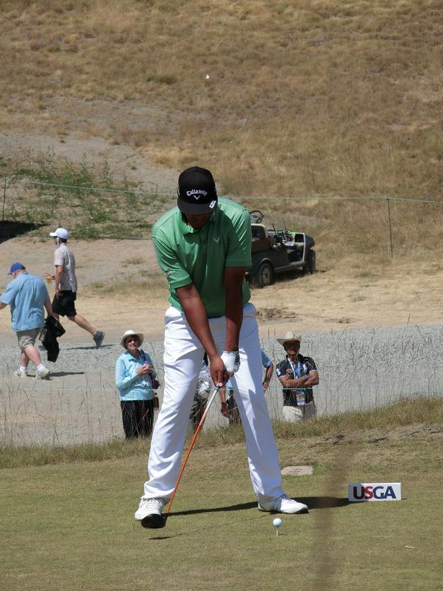 画像3: PGAの飛ばし屋!トニー・フィナウのスウィングを解説