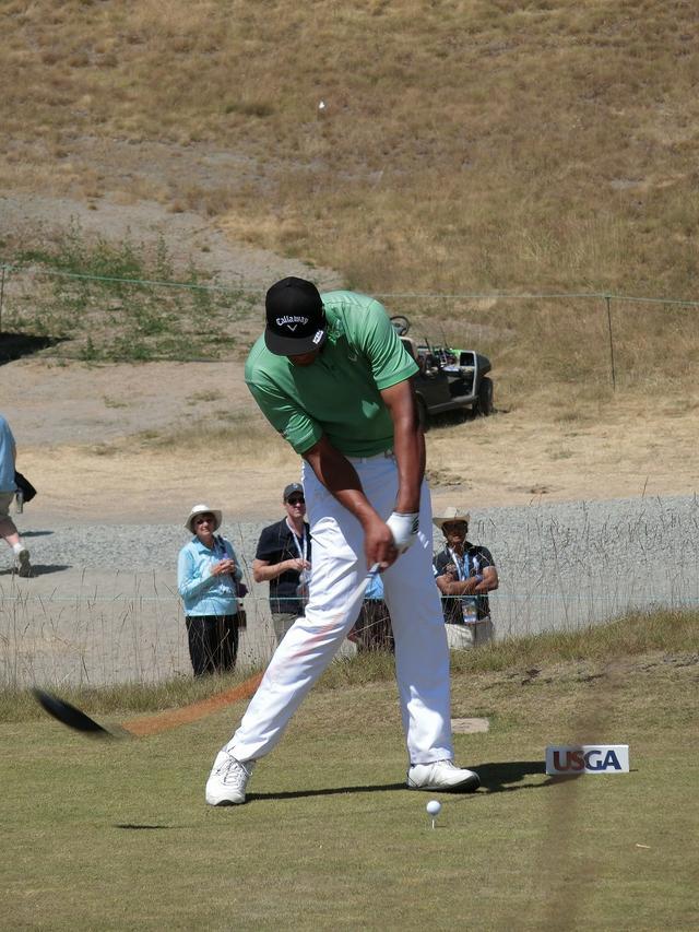 画像9: PGAの飛ばし屋!トニー・フィナウのスウィングを解説