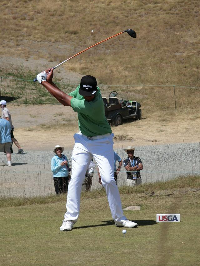 画像6: PGAの飛ばし屋!トニー・フィナウのスウィングを解説
