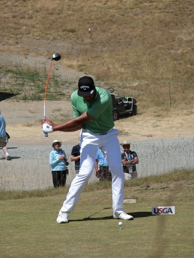 画像8: PGAの飛ばし屋!トニー・フィナウのスウィングを解説