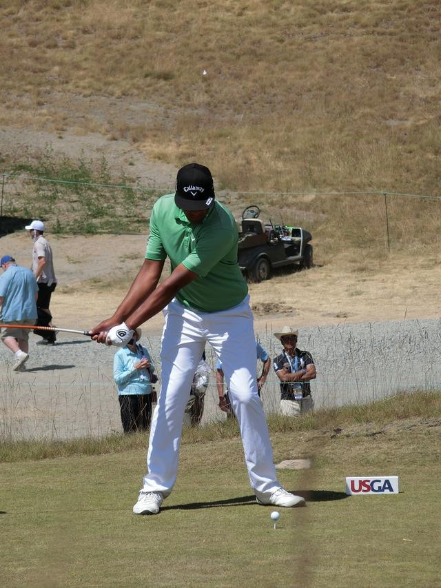 画像4: PGAの飛ばし屋!トニー・フィナウのスウィングを解説