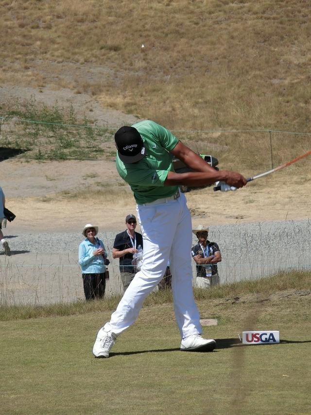 画像10: PGAの飛ばし屋!トニー・フィナウのスウィングを解説