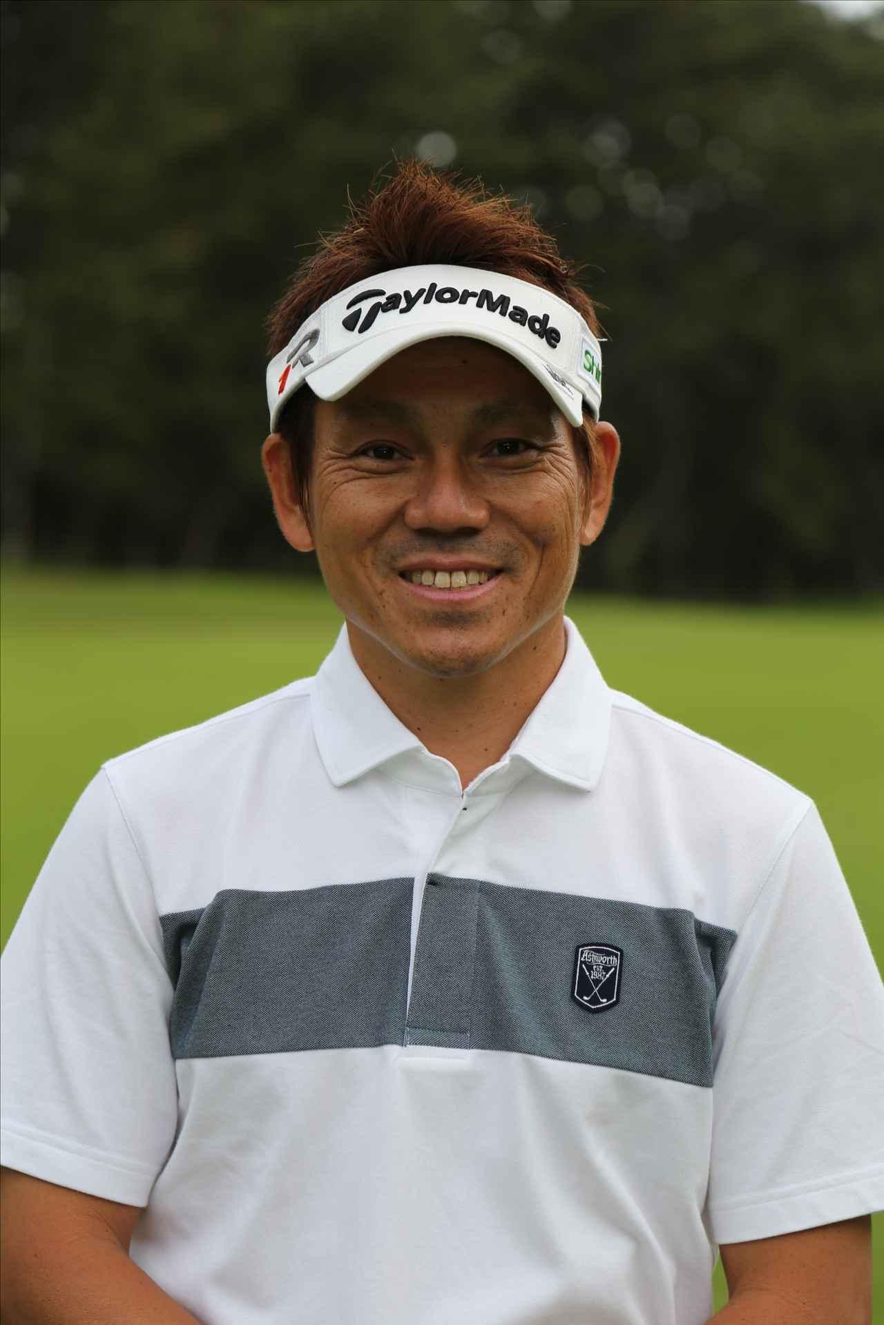 画像: 田中秀道プロ 小柄ながら、日本オープンを含む10勝を挙げるなど活躍し、2002年からは米ツアーに参戦。日米のあらゆるラフを経験した「ラフマスター」