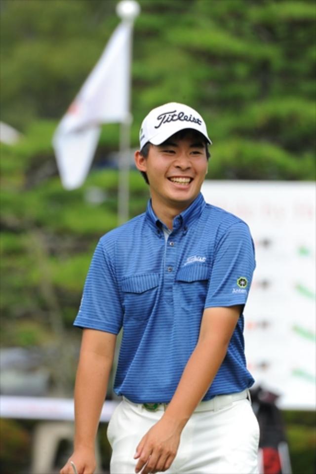 画像1: 川村マー君あ然! 「僕プロゴルファーなんですけど……」