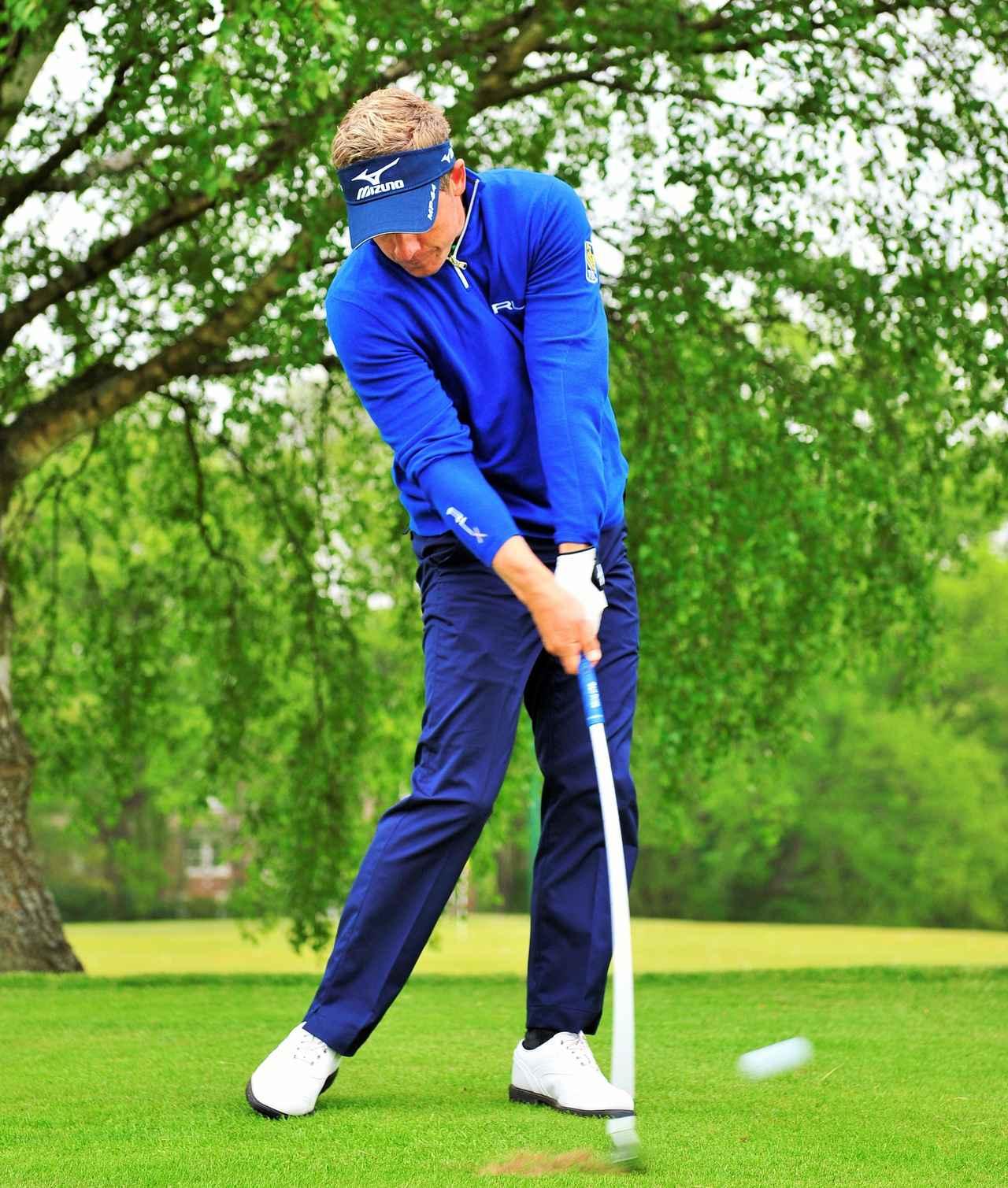 画像: ルークに聞く「5番アイアンを上手く打つ秘訣は?」 - みんなのゴルフダイジェスト