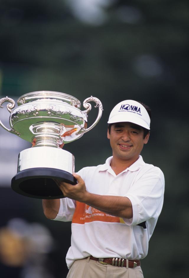画像: 95年 日本オープン