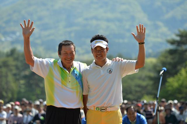 画像2: ジャンボ尾崎はゴルフ界の田中角栄か