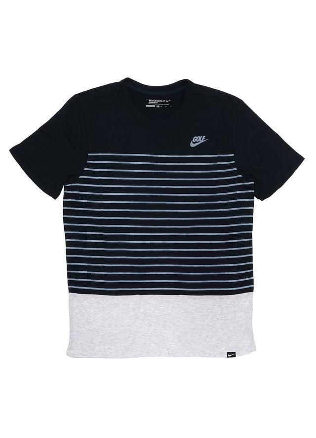 画像: ストライプのTシャツ