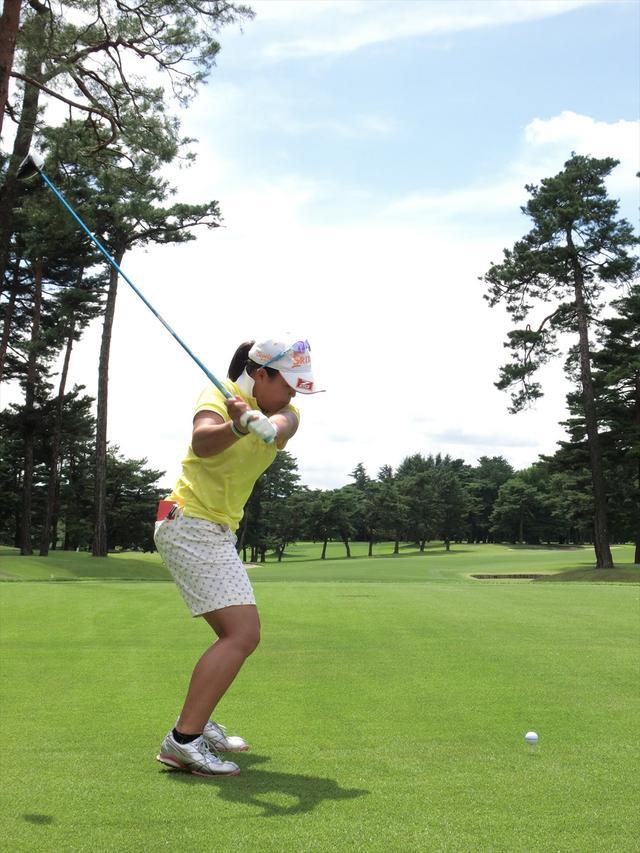 画像5: 祝! 米女子ツアー出場権獲得。畑岡奈紗を強くした「練習器具」