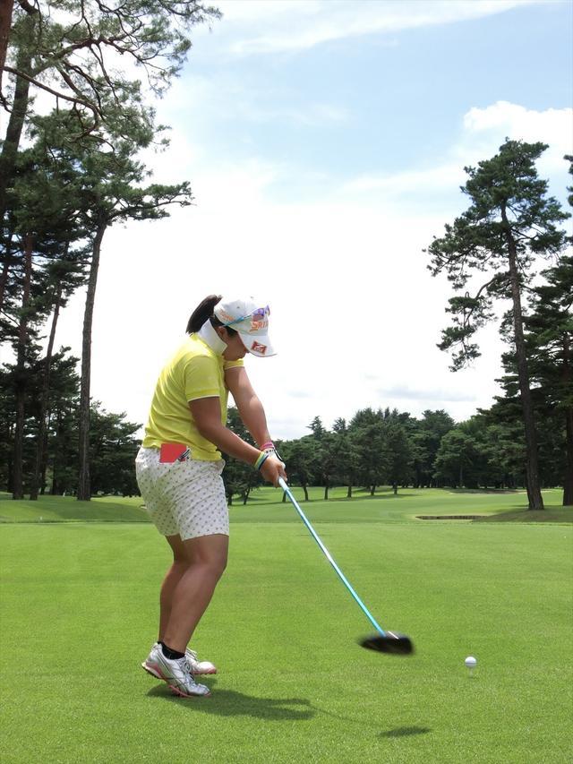 画像6: 祝! 米女子ツアー出場権獲得。畑岡奈紗を強くした「練習器具」