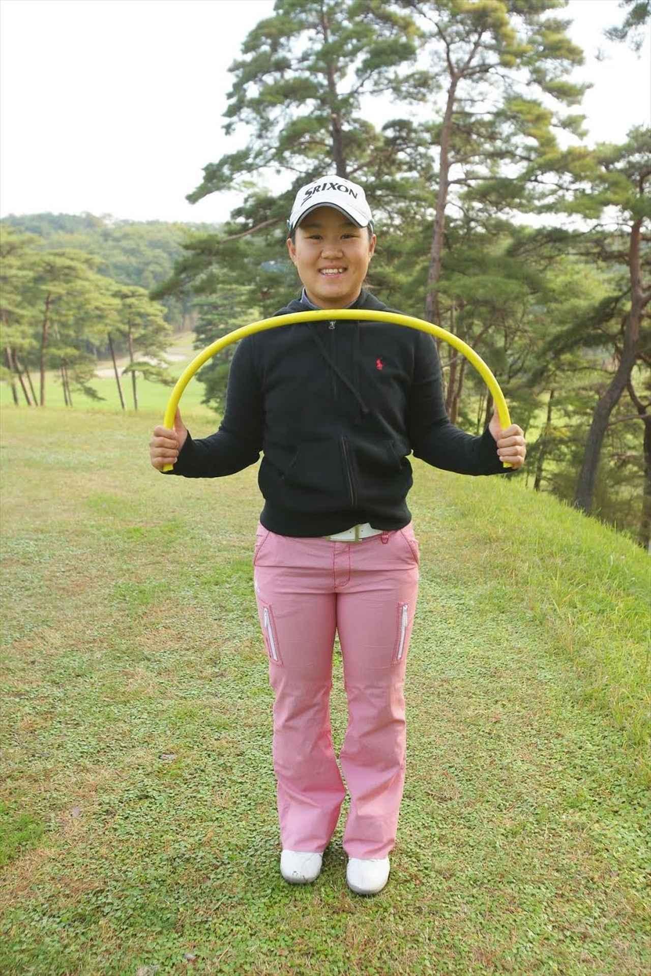 画像: ホースを振って日本女子OP制覇⁉︎  畑岡奈紗さんを強くした「ゆっくり素振り」 - みんなのゴルフダイジェスト