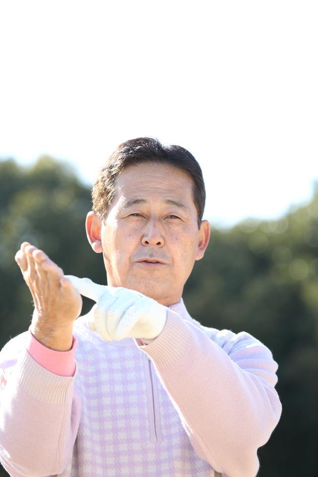 画像: 渡辺司プロ 青木功プロに師事してアプローチの腕を磨き、レギュラーツアーでは20年連続でシードを守り続けた