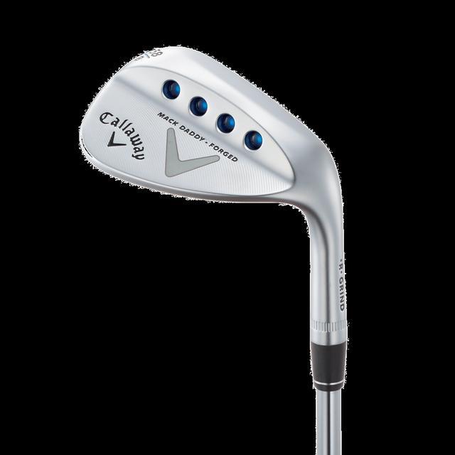 画像: MACK DADDY FORGED ウェッジ 製品情報(メンズ) | キャロウェイゴルフ Callaway Golf 公式サイト