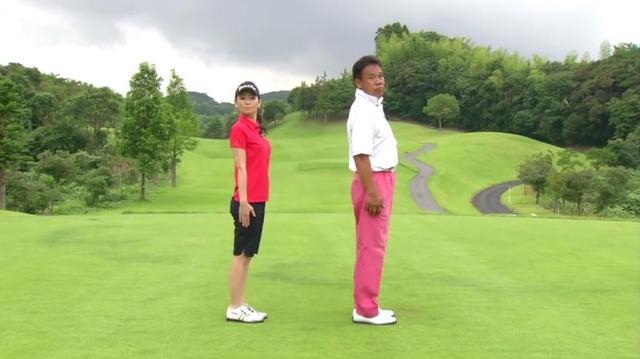 画像: 【動画】「右向け~右っ!」でスライスが直っちゃう【青山薫のスライス矯正術】 - みんなのゴルフダイジェスト