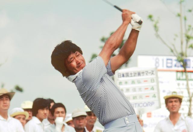 画像: ただいま日本プロゴルフ協会会長です。【あの人の、新人時代Vol.2】 - みんなのゴルフダイジェスト