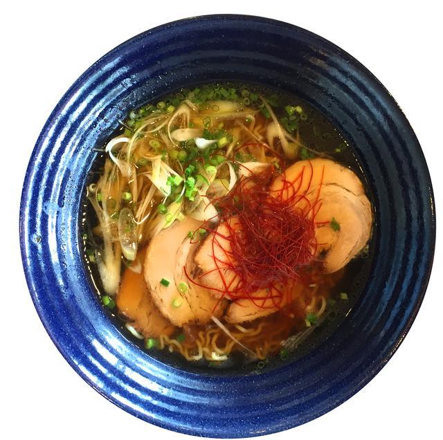 画像: チャーシュー麺