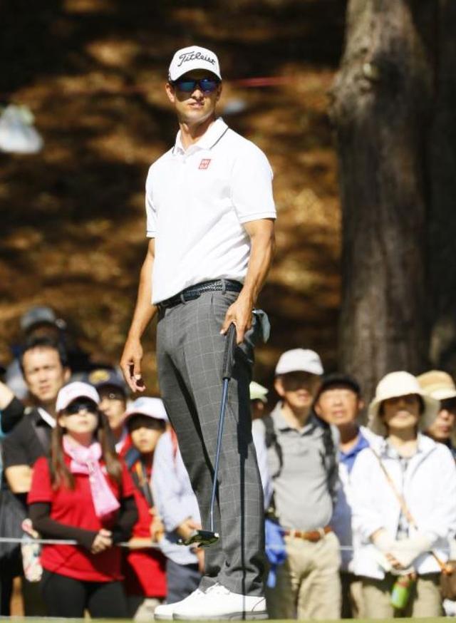 画像3: 日本オープン3年目のアダム、やる気満々です。